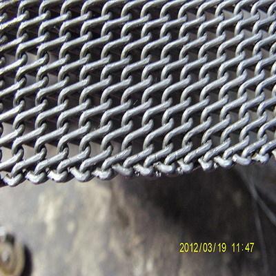 Z47carbon Steel Oven Belt Conveyor Production Mesh