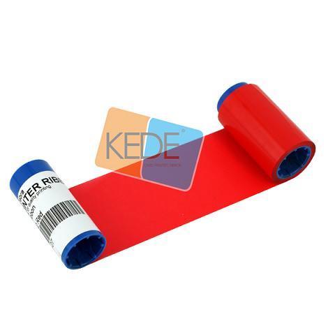 Zebra 800015 102 Red Monochrome Compatible Ribbon