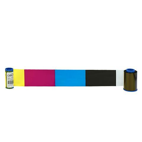 Zebra 800015 340 Ymcko Color Ribbon