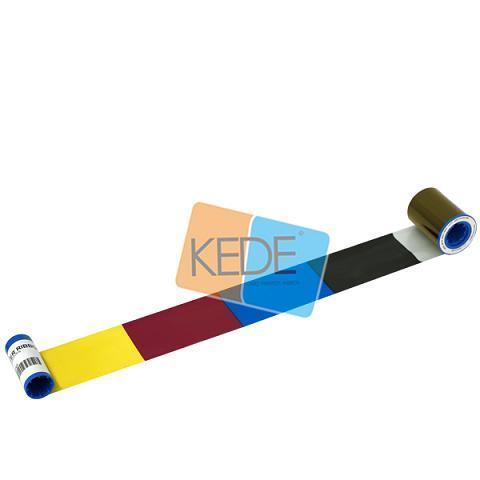 Zebra 800015 440 Ymcko Color Compatible Ribbon