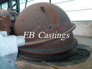 Zg310 570 Carbon Steel Lead Melting Kettle Castings Eb4022