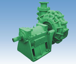 Zgb Horizontal Single Stage Suction Cantilever Centrifugal Slurry Pump
