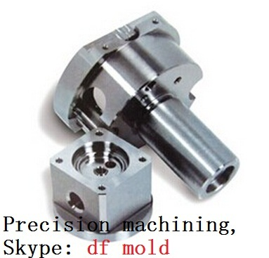Zinc Plated Steel 4 Axis Cnc Milling Machining For Automation Machine Parts