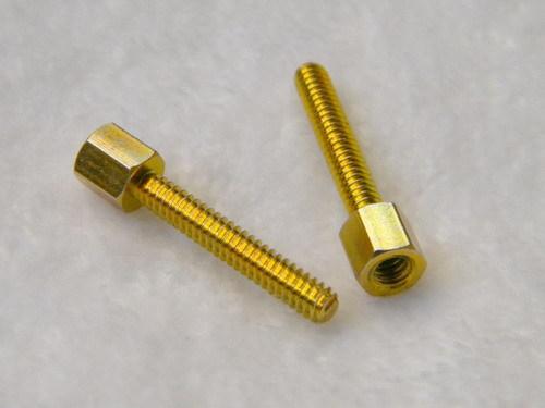 Zinc Plated Steel Jack Screw