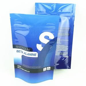 Zip Top Heat Seal Plastic Food Bags