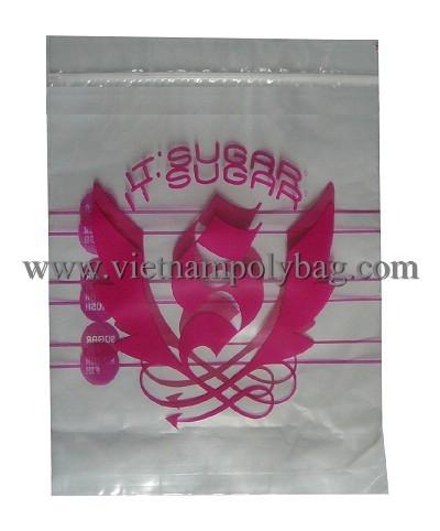 Ziplock Plastic Poly Packaging Bag Made In Vietnam