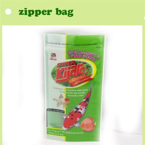 Zipper Bag High Quality For Pet Food