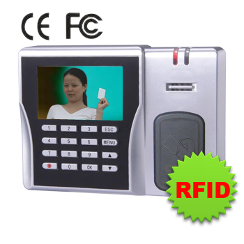 Zks T23c Rfid Time Attendance Access Control