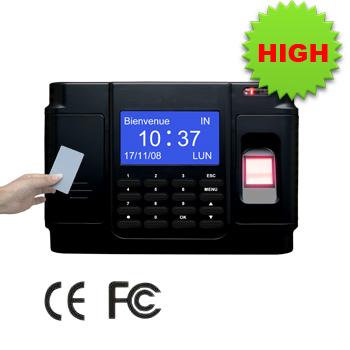 Zks T24 Fingerprint Time Attendance Access Control System