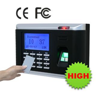 Zks T25 Fingerprint Time Attendance Access Control System