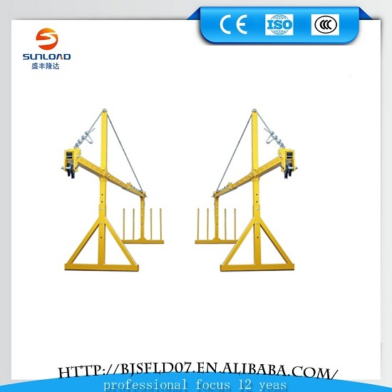 Zlp630 Suspended Platform Cradle Used For High Rise Building