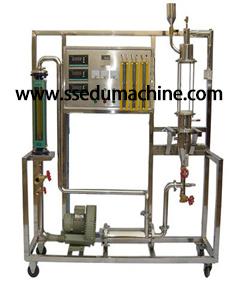 Zm2147 Fluidized Bed Desiccation Experiment Apparatus