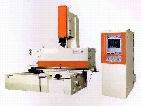 Znc Die Sinker Electrical Discharge Machine 750 100a