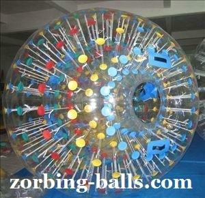 Zorb Human Hamster Ball Aqua