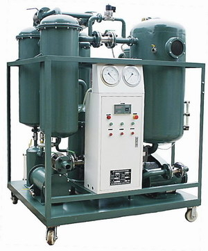 Zy Series Single Stage Vacuum Transformer Oil Purification Machine