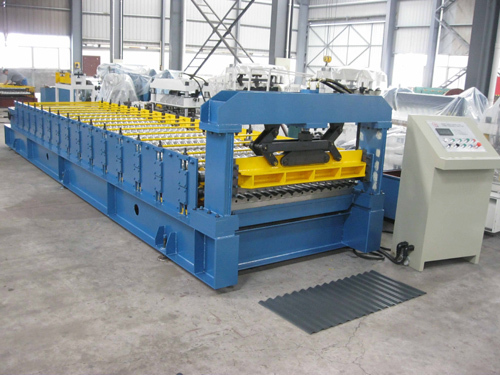Zyyx 18 76 988 Roll Forming Machine