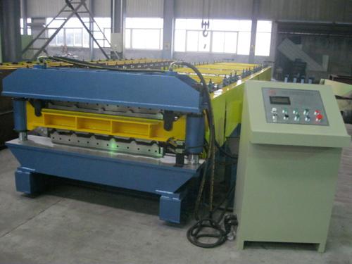 Zyyx 26 200 1000 Zyyx32 150 900 Double Layer Roll Forming Machine
