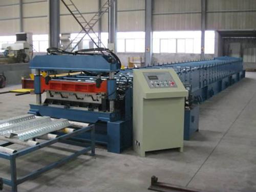 Zyyx64 305 915 Floor Decking Machine